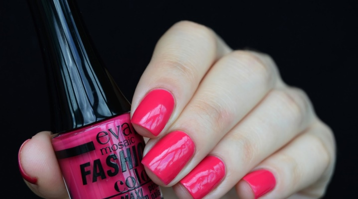 Лак для нігтів Eva Mosaic