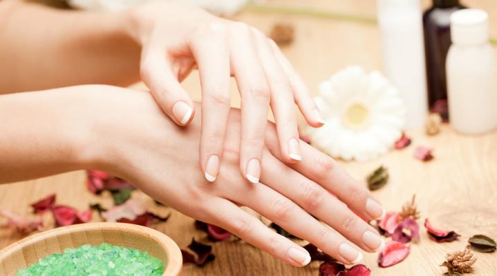 Як відновити нігті після гель-лаку