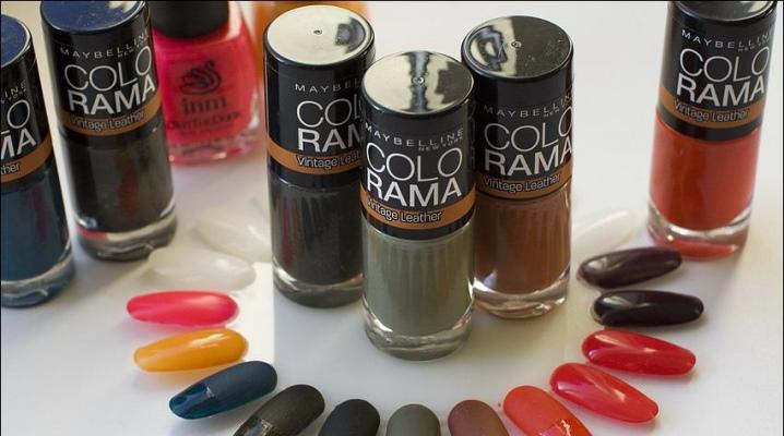 """Лак для нігтів Maybelline New York """"Colorama"""""""