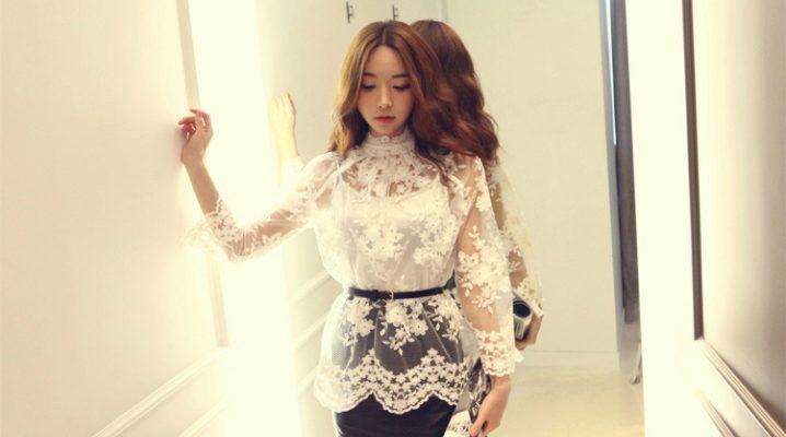 Моделі блузок