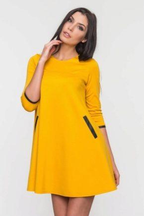 Сукня-трапеція – традиції 60-х
