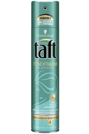 Лак для волосся Taft