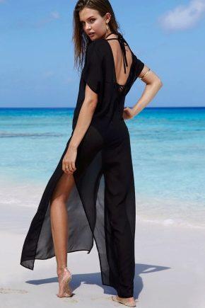 Модні пляжні сукні та туніки