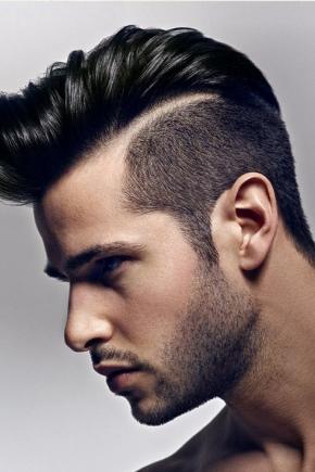 Чоловічий лак для волосся