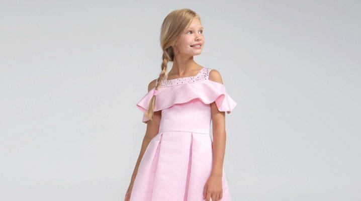 Красиві і модні сукні для дівчаток 13-14 років