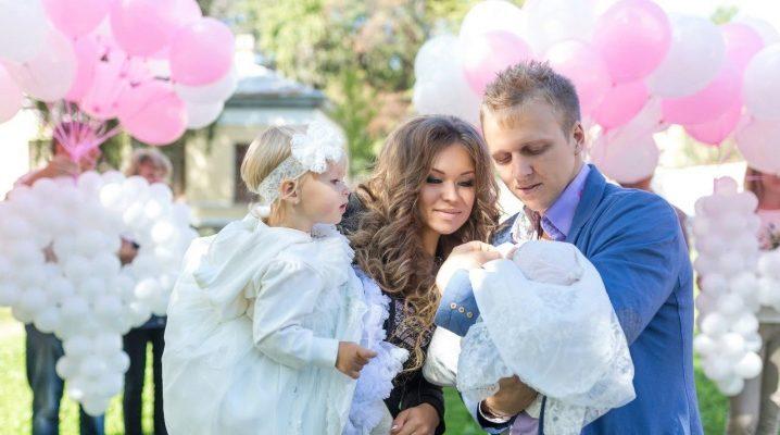 Плаття для мами і новонародженої дівчинки