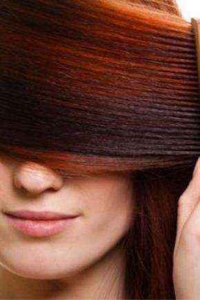 Руда хна для волосся