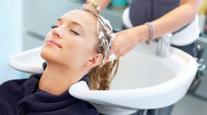 Як змити хну з волосся?