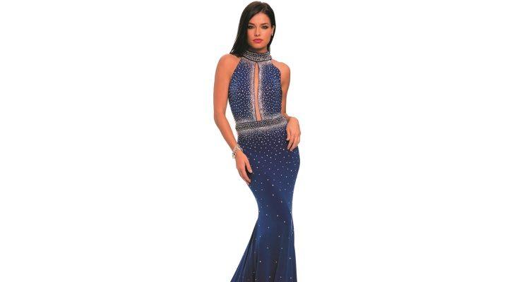 Красиві довгі вечірні сукні 2018
