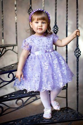 Сукня для дівчаток 1 року