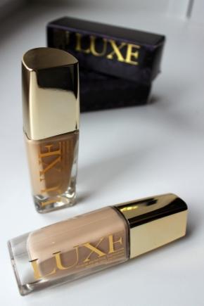 """Тональний крем від Avon """"Luxe"""""""