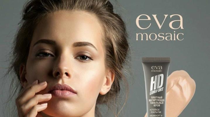 Тональний крем Eva Mosaic