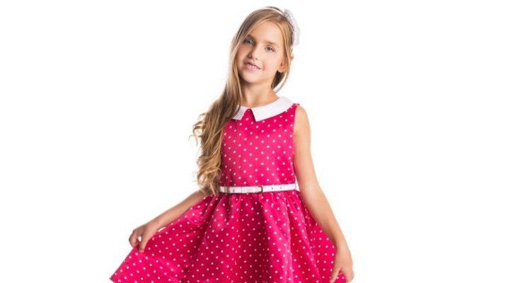 Красиві і модні сукні для дівчаток 11-12 років