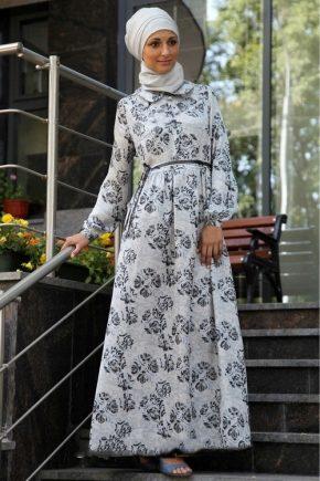 Нарядні і домашні мусульманські сукні