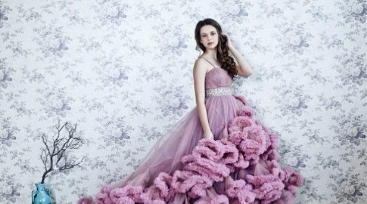 Сукня-хмара для справжніх принцес