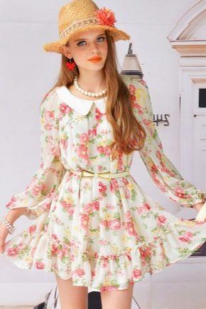 Легкі і повітряні сукні