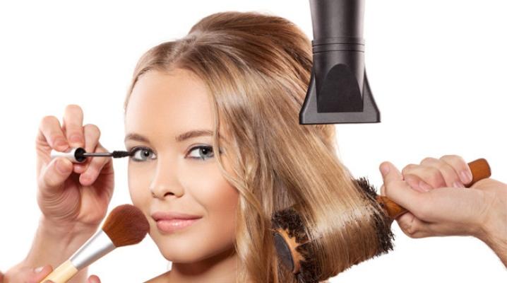 Макіяж і зачіска