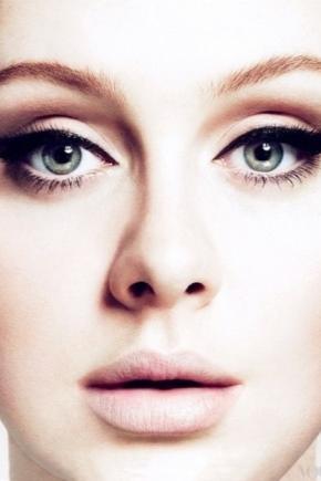Як збільшити з допомогою макіяжу очі?
