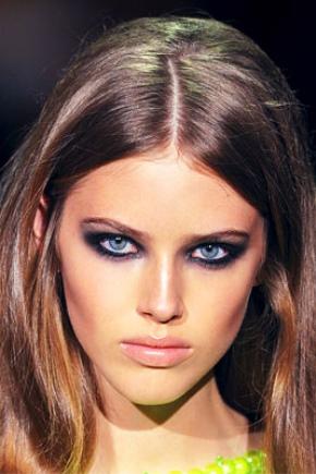 """""""Smoky eyes"""" для блакитних очей"""