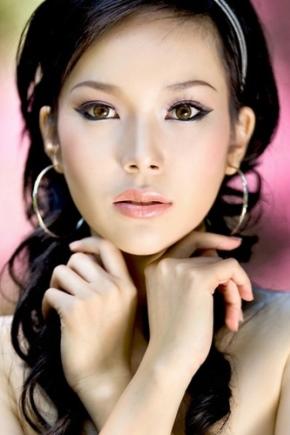 Макіяж для азіатських очей