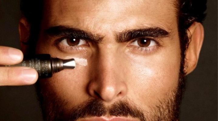 Чоловічий макіяж