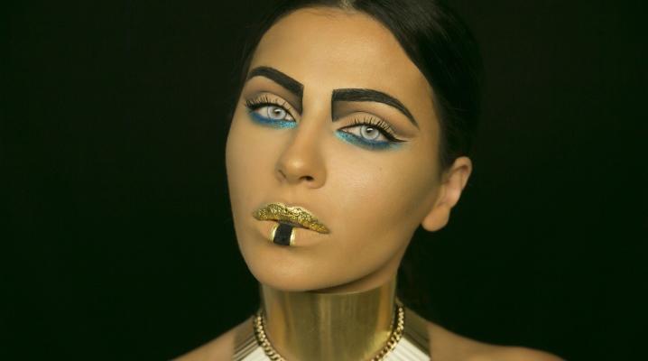 Єгипетський макіяж