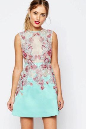 Короткі літні сукні 2018