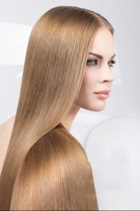 Засоби для блиску волосся Estel