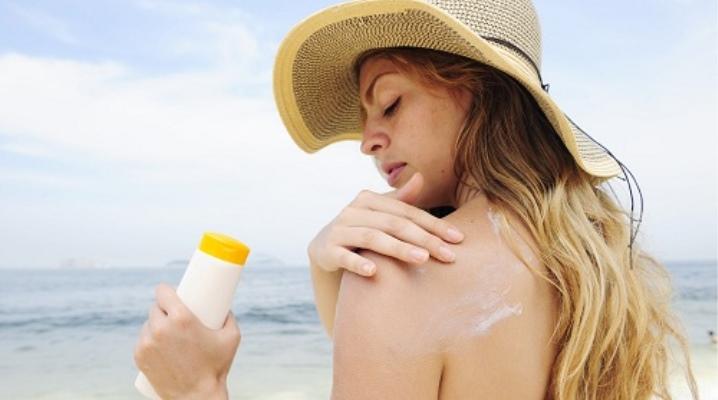 Сонцезахисне молочко