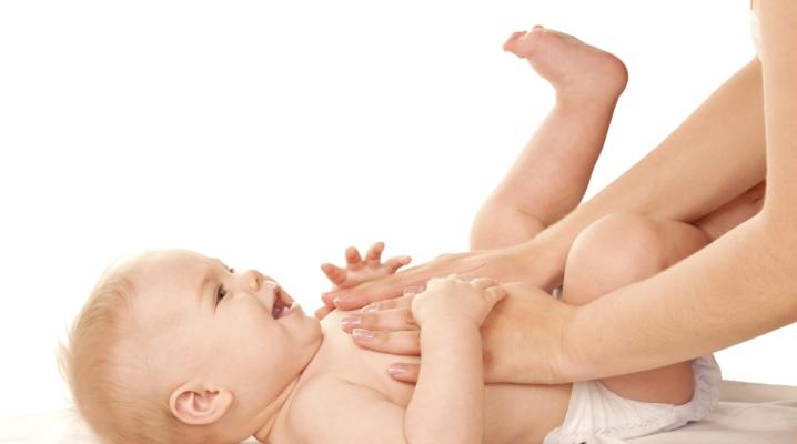 Дитяче молочко для тіла
