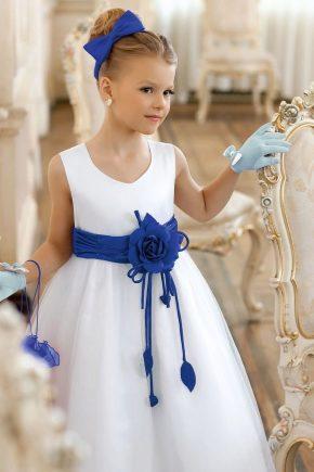 Дитячі святкові сукні
