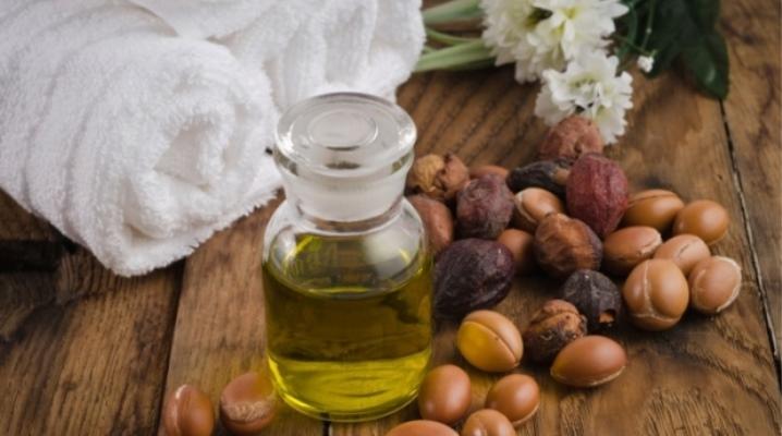Арганова олія для волосся від відомих брендів