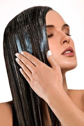 Незмивний кондиціонер для волосся