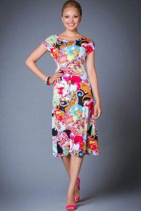 Літні сукні з віскози