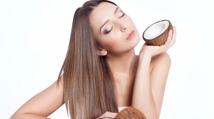 Кокосове масло для обличчя від зморшок