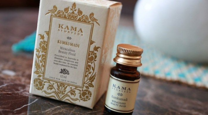 Масло для особи Kum Kumadi