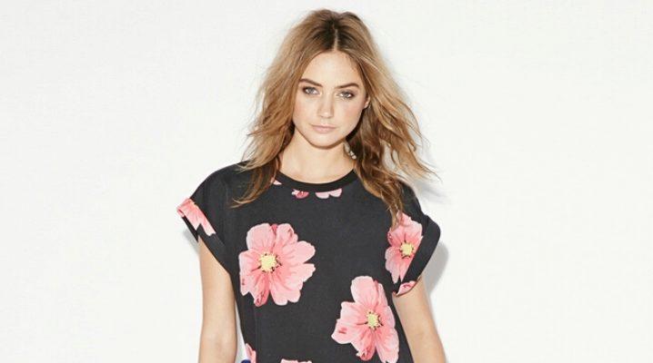 Літній пряме плаття
