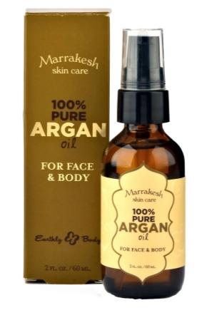 Арганова олія для обличчя