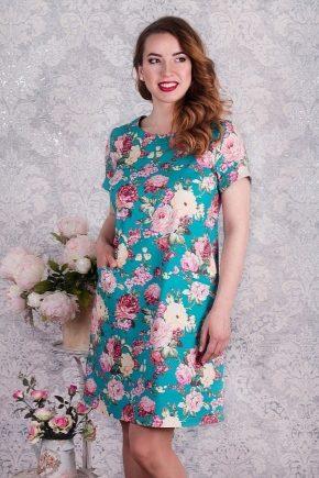 Літні сукні з бавовни