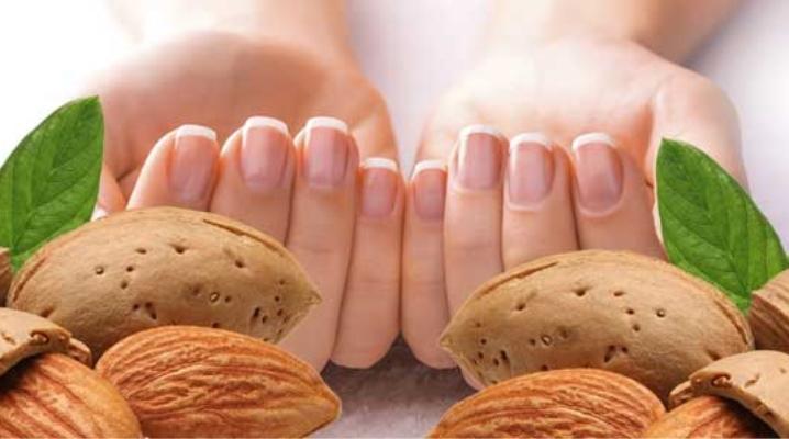 Мигдальне масло для нігтів