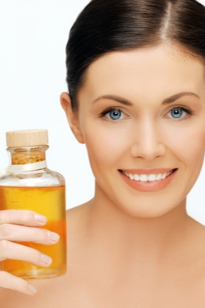 Застосування касторової олії у косметології