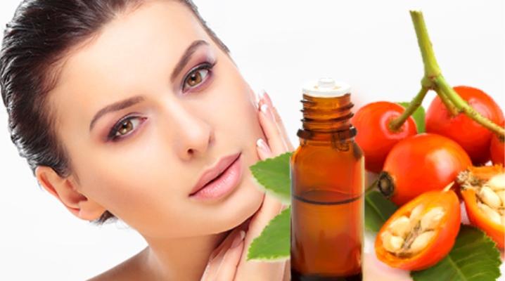 Косметичні масла для обличчя