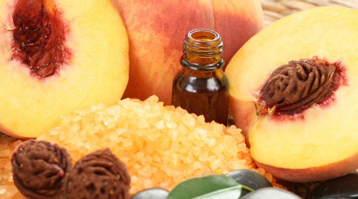 Персикове масло косметичне