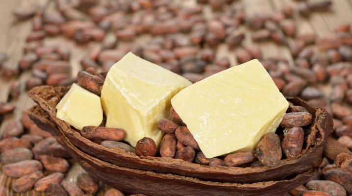Масло какао: властивості та застосування в косметології