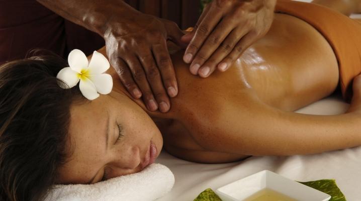 Кокосове масло для масажу