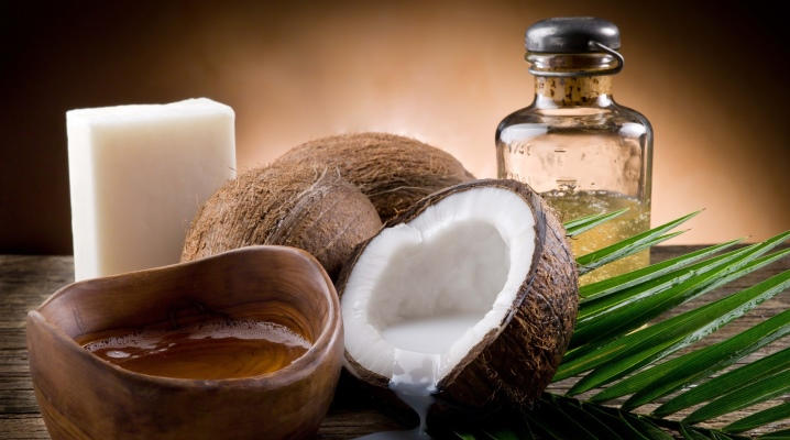 Користь кокосового масла для обличчя
