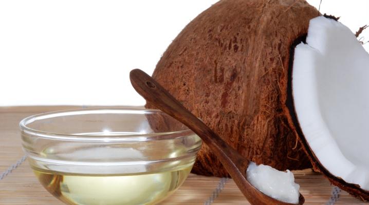 Застосування кокосового масла для обличчя