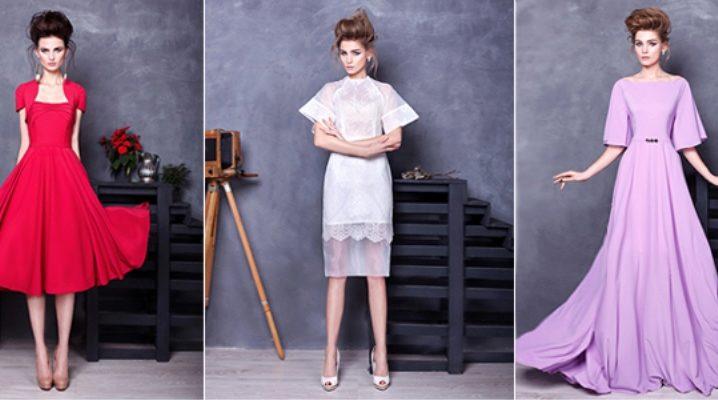 Вечірні сукні від білоруських виробників