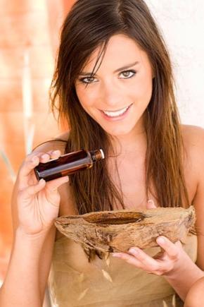 Реп'яхову і рицинова олія для волосся