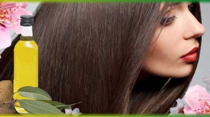 Маска для волосся з мигдальним маслом
